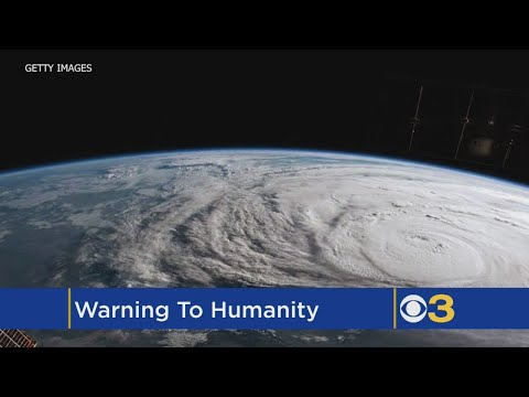 15,000 Scientists From All Over The World Issue 'Warning To Humanity'