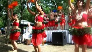 Polynesian Dance 2 at Pista Sa Nayon