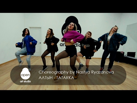 Thumbnail: Алтын - Tatarka - Сhoreography by Nastya Ryazanova - Open Art Studio