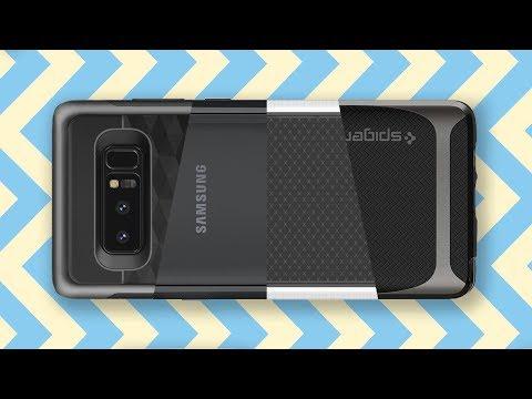 Best Samsung Galaxy Note 8 Cases!