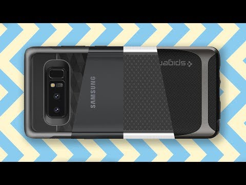 Top Samsung Galaxy Note 8 Cases!