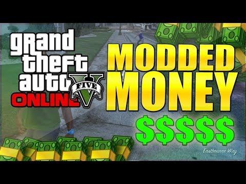 GTA 5 ONLINE MODDED LOBBY FUN