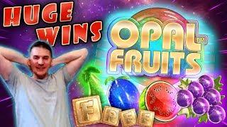 Opal Fruits 'Quads' Session - HUGE WINS!