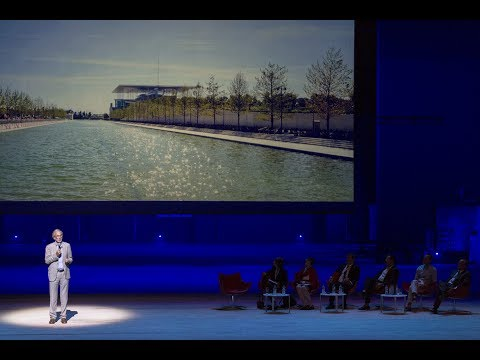 Conversation Renzo Piano - Michael Kimmelman