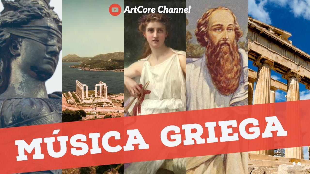 Música Griega Historia De La Música 101 Youtube