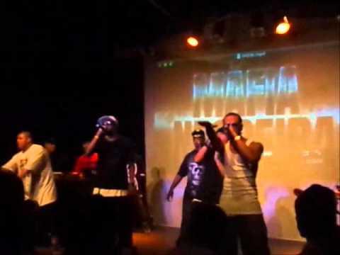 Policeno e Gangstar - Além do infinito  ao vivo Evento Big Size 08062013
