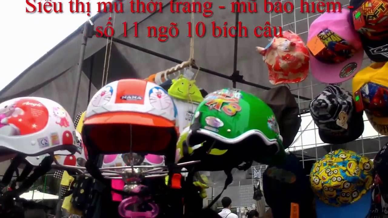 #sieuthimu : giới thiệu về mũ thời trang, mũ bảo hiểm | Tổng quát các nội dung liên quan mũ bảo hiểm thời trang mới cập nhật