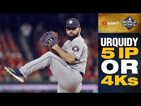 Astros' José Urquidy