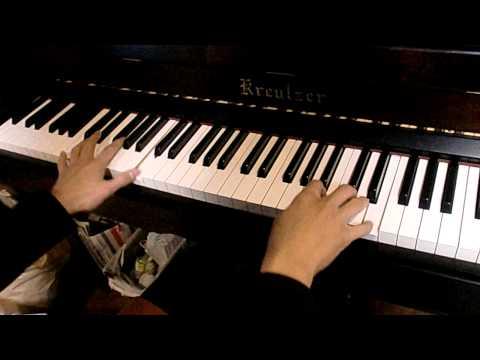 Jazztronik-samurai  Piano Cover