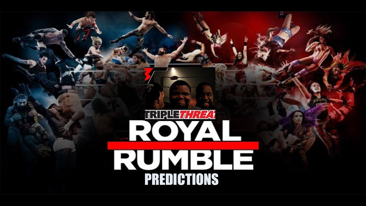 Triple Threat 2019 Royal Rumble Predictions pt.1