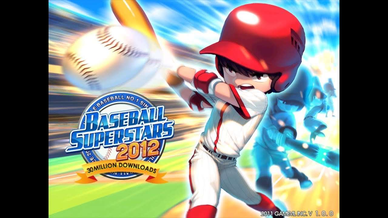 Official Baseball Superstars 2012 Launch Trailer - YouTube