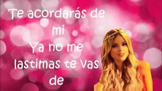 Eiza Gonzalez te acordaras de mi letras