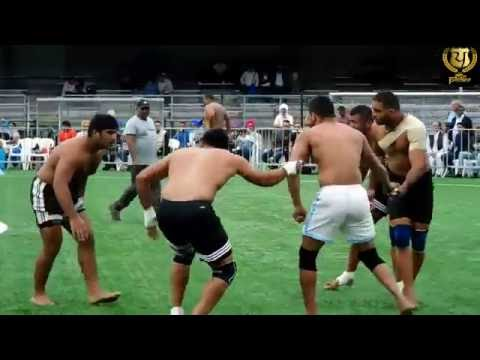 Punjab Sports Club France Vs Italy Bresia Holland Kabaddi Mela 2016