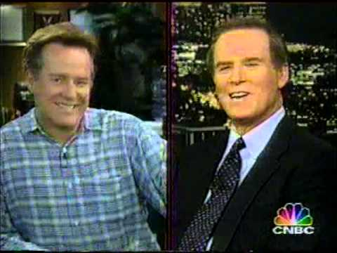 CNBC Charles Grodin 1998 Remembering Phil Hartman Part 1 of 6