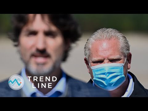 Several premiers continue to blame Prime Minister Trudeau for the COVID-19 third wave | TREND LINE