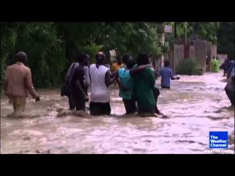 Hurricane Sandy Claims Many Lives in Haiti from Massive Flooding - Port Au Prince Haiti