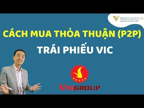 [TCBS] Cách mua thỏa thuận trái phiếu Vingroup tại Công ty chứng khoán Techcombank.