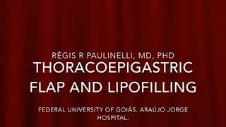 Thoracoepigastric and lipofilling
