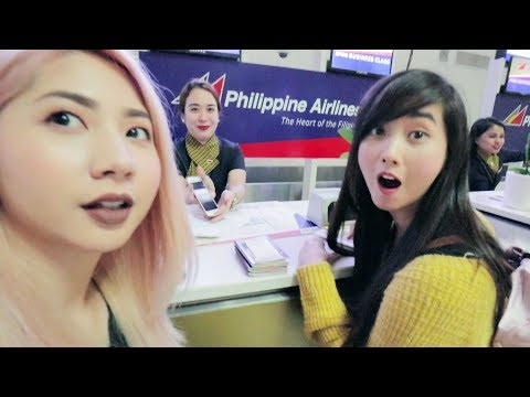 TRYING TO GET TO MEXICO ✈️ (ft. Alodia)