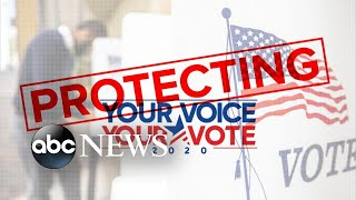 Protecting Your Voice, Your Vote: What officials know about election interference | ABC News