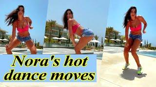 Nora Fatehi's hot dance video sets internet on fire