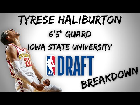 Tyrese Haliburton Draft Scouting Video | 2020 NBA Draft Breakdowns