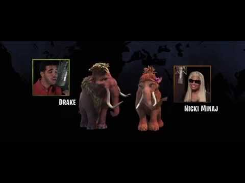 We are Family - End Song of Ice Age 4 Continental Drift