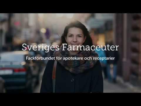 Sveriges Farmaceuter - fackförbundet för apotekare och receptarier