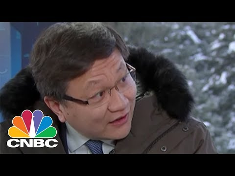 Financial Regulation In China Will Be Good For Future Growth, Says Credit Ease CEO Tang Ning | CNBC