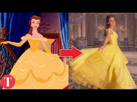 "Thumbnail: 10 Disney Secrets About ""BEAUTY AND THE BEAST"""