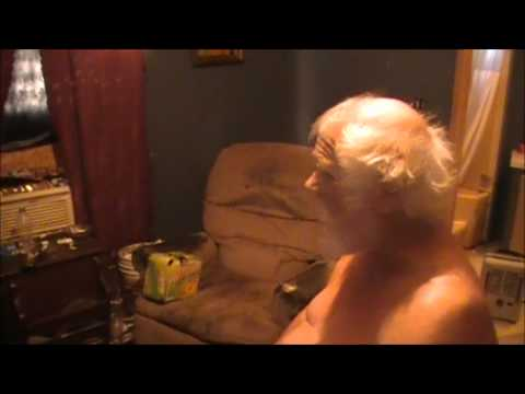 The Angry Grandpa - 100 ways to love a cat