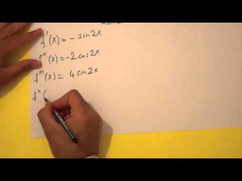 Türev Özel Sorular Şenol Hoca Matematik