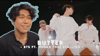 Performer Reacts to BTS 'Butter' Special Performance Video | Jeff Avenue
