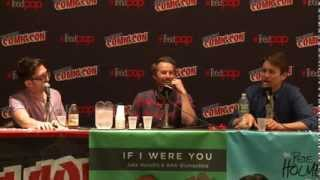 """If I Were You"" with Jake and Amir.  Episode 28: Sex is Sex (with Pete Holmes, live at NY ComicCon)"