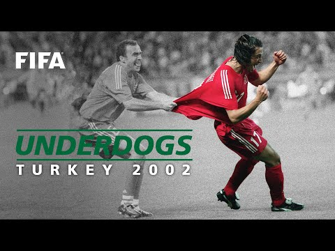 Turkey's Journey To Bronze | Korea/Japan 2002 | FIFA World Cup