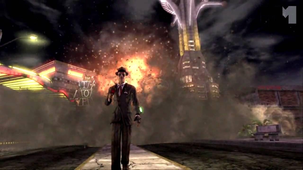 Fallout New Vegas   HD OFFICIAL E3 Trailer yte3 - YouTube