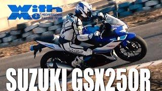 SUZUKI GSX250R試乗インプレ@中国北京新港スピードウェイ thumbnail