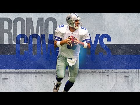 Dallas Cowboys - Tony Romo - The Combeback Kid