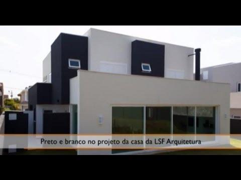 Projeto de casa moderna com 300m2 youtube for Casa moderna 60 m2