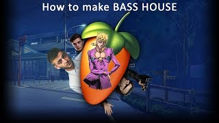 How to make Bass House like Habstrakt, Skrillex, Joy Ride (Check Point) | Free Download