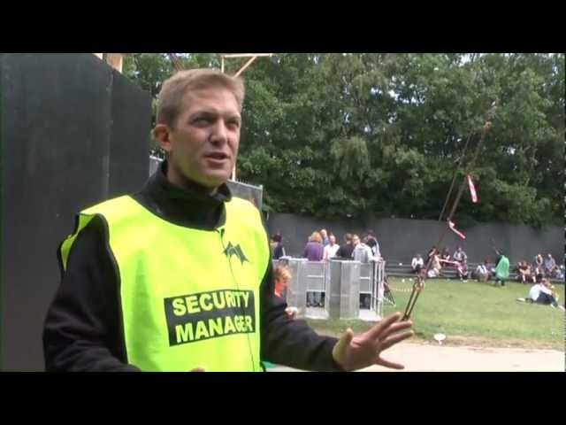 Event Safety & Crowd Management