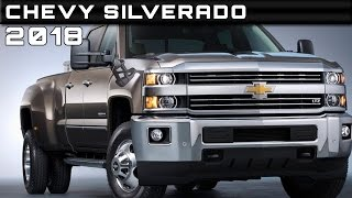 2018 Chevy Silverado Review Rendered Price Specs Release Date