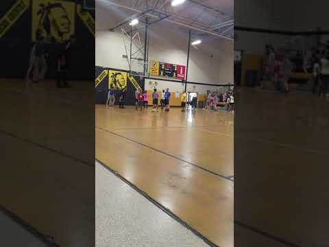 Diberville Middle School  basketball tournament