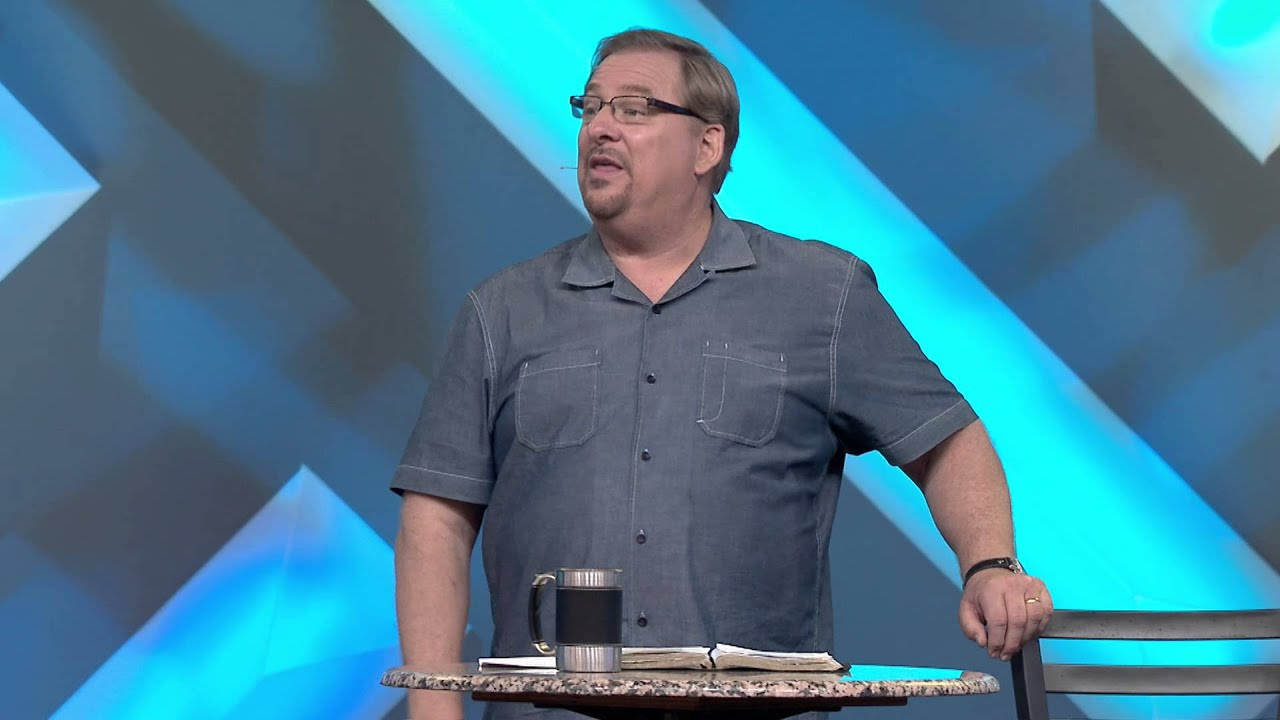 Learn How To Be A Kingdom Builder With Pastor Rick Warren