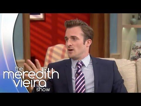 Matthew Hussey Decodes Texts!   The Meredith Vieira Show