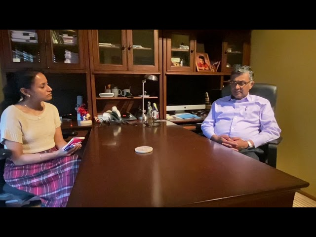 Interview with Dr. Issac Thomas regarding Kidney Health