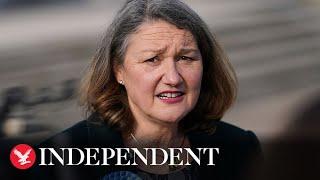 Tory MP Jill Mortimer 'overwhelmed' by landslide Hartlepool win
