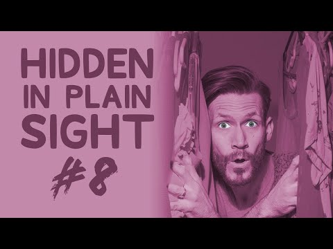 Can You Find Him in This Video?  Hidden in Plain Sight #8
