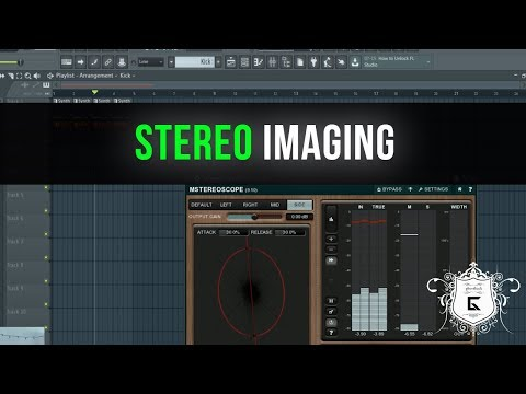 Music Production: Stereo Metering, Stereo Imaging and Stereoscope