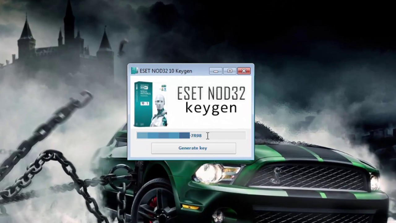 eset nod32 antivirus 10 license key - ESET NOD32 10 Keygen ...